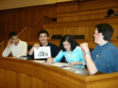 Prezentarea programului SEE pentru învăţământul universitar