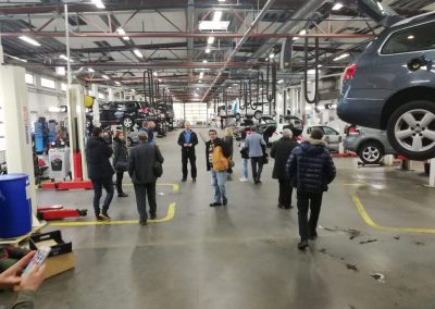 2018: Job Qualification Through Quality Traineeships for Pupils in the Field of Mechanics (*)