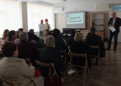2018: Democratic School Cultures with Teacher as a Change Agent – ISJ Olt (*)