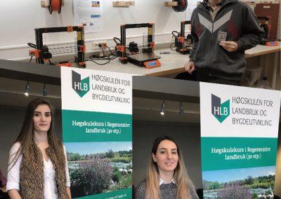 2017: EEA Mobility project – Universitatea Politehnica Timișoara (*)