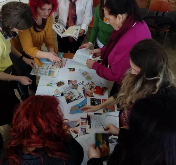2018: The Teacher as a Change Agent – CJRAE Alba