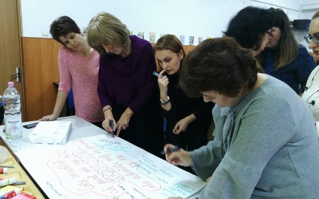 2018: Resurse Educaționale pentru Generația Viitorului – CCD București (*)