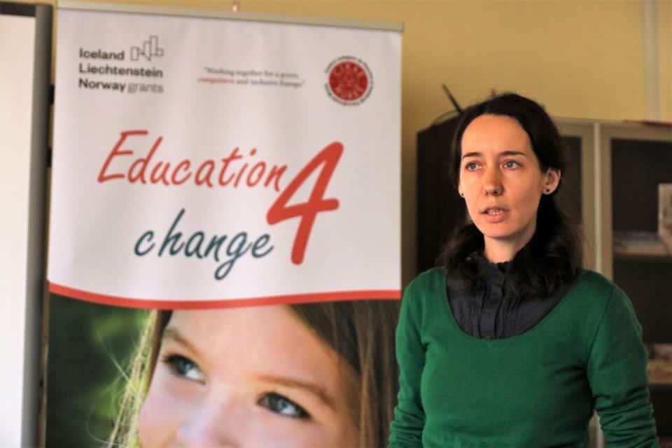 Education 4 change