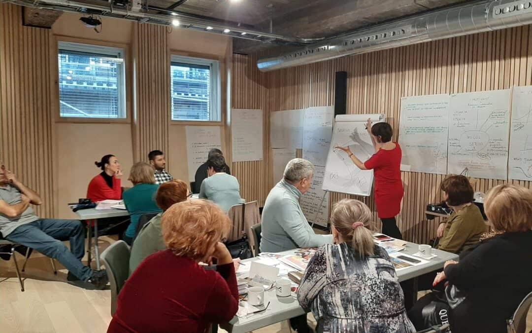 2018: Educație pentru dezvoltare durabilă și cetățenie europeană